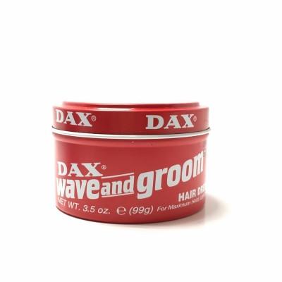 واکس مو قرمز داکس